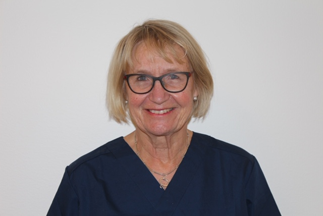 Gynekolog Agneta Ehrenborg